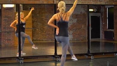 Tutorial: Learn Jazz with Natalie Lowe by FitSteps LTD