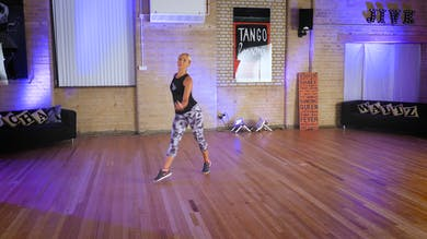Bossa Nova with Rach by FitSteps LTD