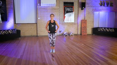 Super Easy Paso Doble with Laura by FitSteps LTD