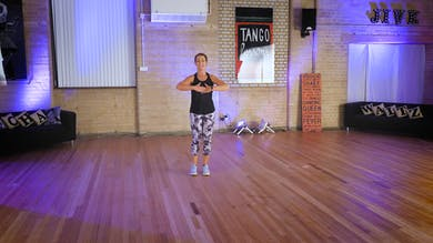 Super Easy Quickstep with Laura by FitSteps LTD