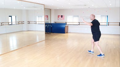 Quickstep with Parks by FitSteps LTD