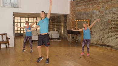 Warm Up with Ian Waite by FitSteps LTD