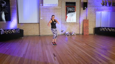 Quickstep with Leah by FitSteps LTD