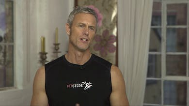 An Interview with Mark Foster by FitSteps LTD
