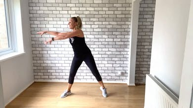 Full Workout with Karen by FitSteps LTD