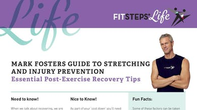 Mark's Guide to Injury Prevention by FitSteps LTD
