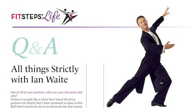 All things Strictly with Ian Waite by FitSteps LTD