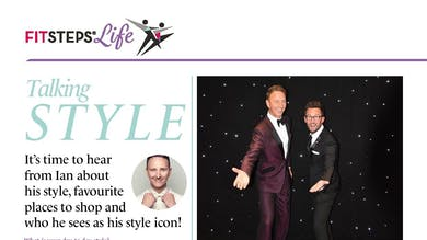 Talking Style with Ian Waite by FitSteps LTD