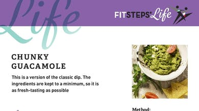 Guacamole by FitSteps LTD