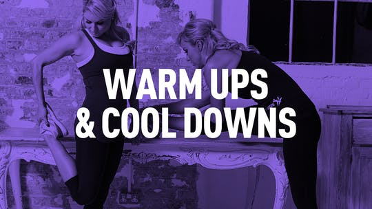 Warm Ups & Cool Downs by FitSteps LTD