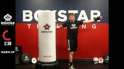 Workout with Coach John #3 by Boxstar ON Demand