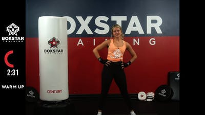 Boxstar Workout With Coach Katie by Boxstar ON Demand