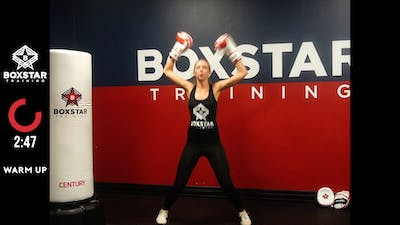 Boxstar Workout With Coach Monica by Boxstar ON Demand