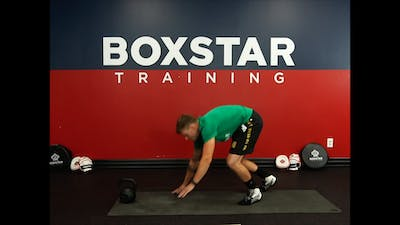 Kettle bell Workout With Coach John by Boxstar ON Demand