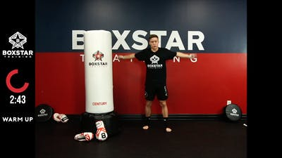 Workout With Coach Bryant #1 by Boxstar ON Demand