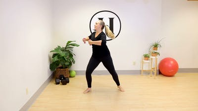 20 Minute Barre with Christen by Movement On Demand 608