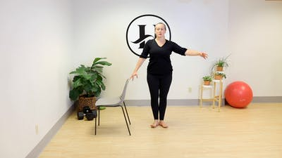 20 Minute Barre for Balance with Christen by Movement On Demand 608