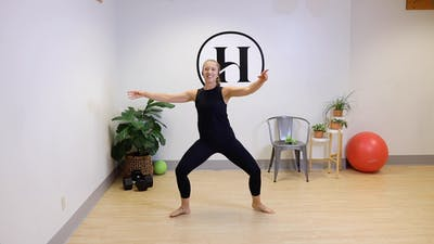 20 Minute Barre with Nicola by Movement On Demand 608