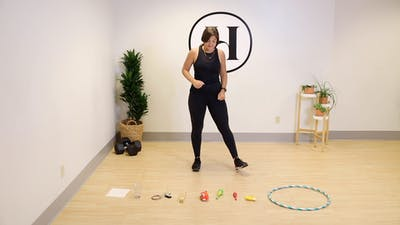 10 Minute Fun and Games with Brittany (5 and Under) by Movement On Demand 608