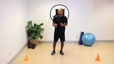 20 Minute Strength and Conditioning with Jesse (ages 9-12) by Movement On Demand 608