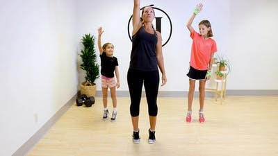 Fun and Games with Alana (ages 5-8) by Movement On Demand 608