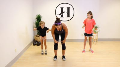 10 Minute Fun and Games with Alana (ages 5-8) by Movement On Demand 608