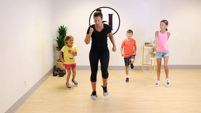 20 Minute Moves and Grooves with Alana (ages 5-8) by Movement On Demand 608