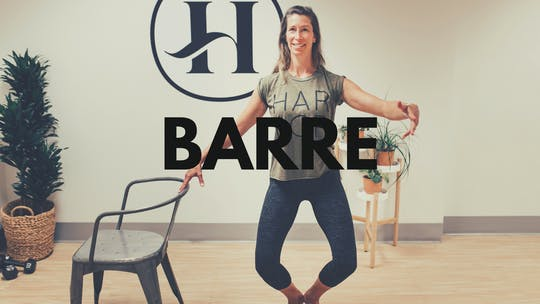 Barre by Movement On Demand 608