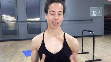 Barre Power 45 w/Judi #V1 by THE ACADEMY On Demand