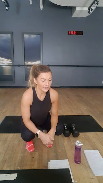 Strength 30 w/Andrea #V1 by THE ACADEMY On Demand