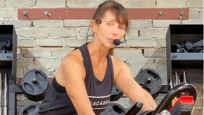 Group Ride 30 w/ Joanne #1 by THE ACADEMY On Demand
