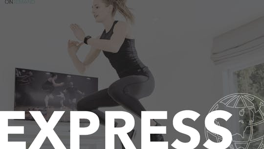 EXPRESS WORKOUTS by World Gym Anywhere