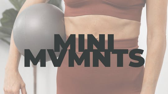 Mini MVMNTs by The MVMNT Society