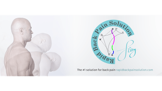 Back Pain B by RAPIDBACKPAINSOLUTION LLC.