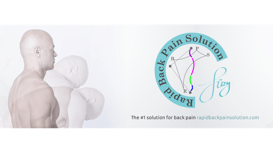 Back Pain E by RAPIDBACKPAINSOLUTION LLC.