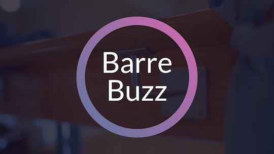 BARRE BUZZ by Elements On Demand