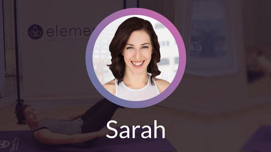 SARAH by Elements On Demand