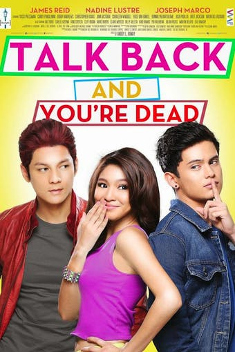 Instant Access to Talk Back And You're Dead (English Subtitles) by ABS-CBN, powered by Intelivideo