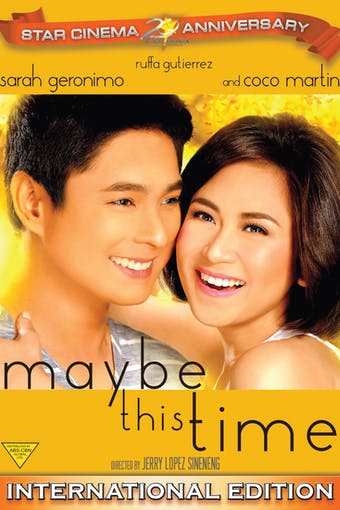 Instant Access to Maybe This Time (English Subtitles) by ABS-CBN, powered by Intelivideo
