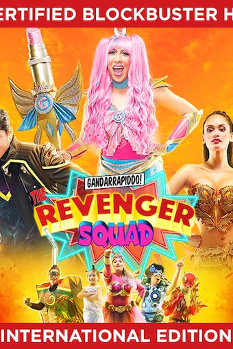 Gandarrappido: The Revenger Squad by ABS-CBN, powered by Intelivideo