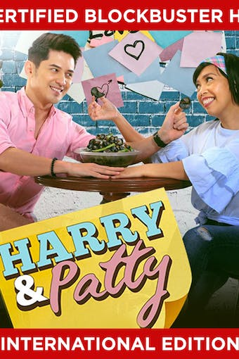 Instant Access to Harry and Patty by ABS-CBN, powered by Intelivideo