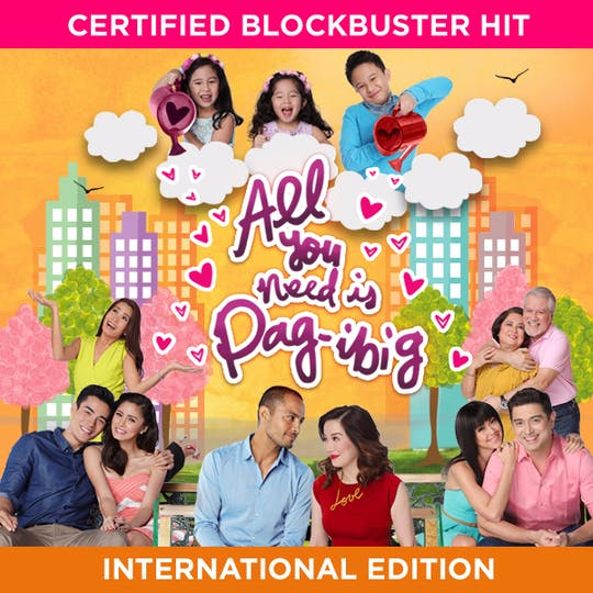 Instant Access to All You Need Is Pagibig by ABS-CBN, powered by Intelivideo