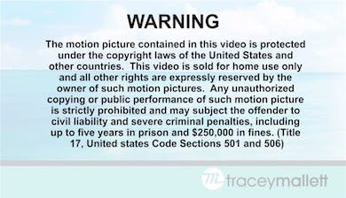 Warning by Tracey Mallett
