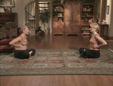 Warm Up and Core Conditioning - 3-in-1 Pregnancy System by Tracey Mallett
