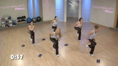 Total Body Calorie Blast : Quick Total Body Blast B by Tracey Mallett