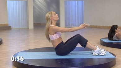 Total Body Calorie Blast : Quick Abs Blast on the Mat by Tracey Mallett