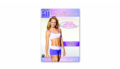 Lose The Belly Flab: Introduction by Tracey Mallett