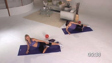 Lose The Belly Flab: Phase Two Abs Conditioning by Tracey Mallett