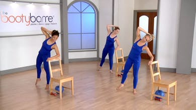 Ballet Booty Barre: Total Workout by Tracey Mallett