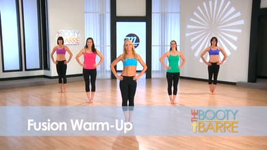 The Booty Barre Plus Abs & Arms: Fusion Warm-Up by Tracey Mallett